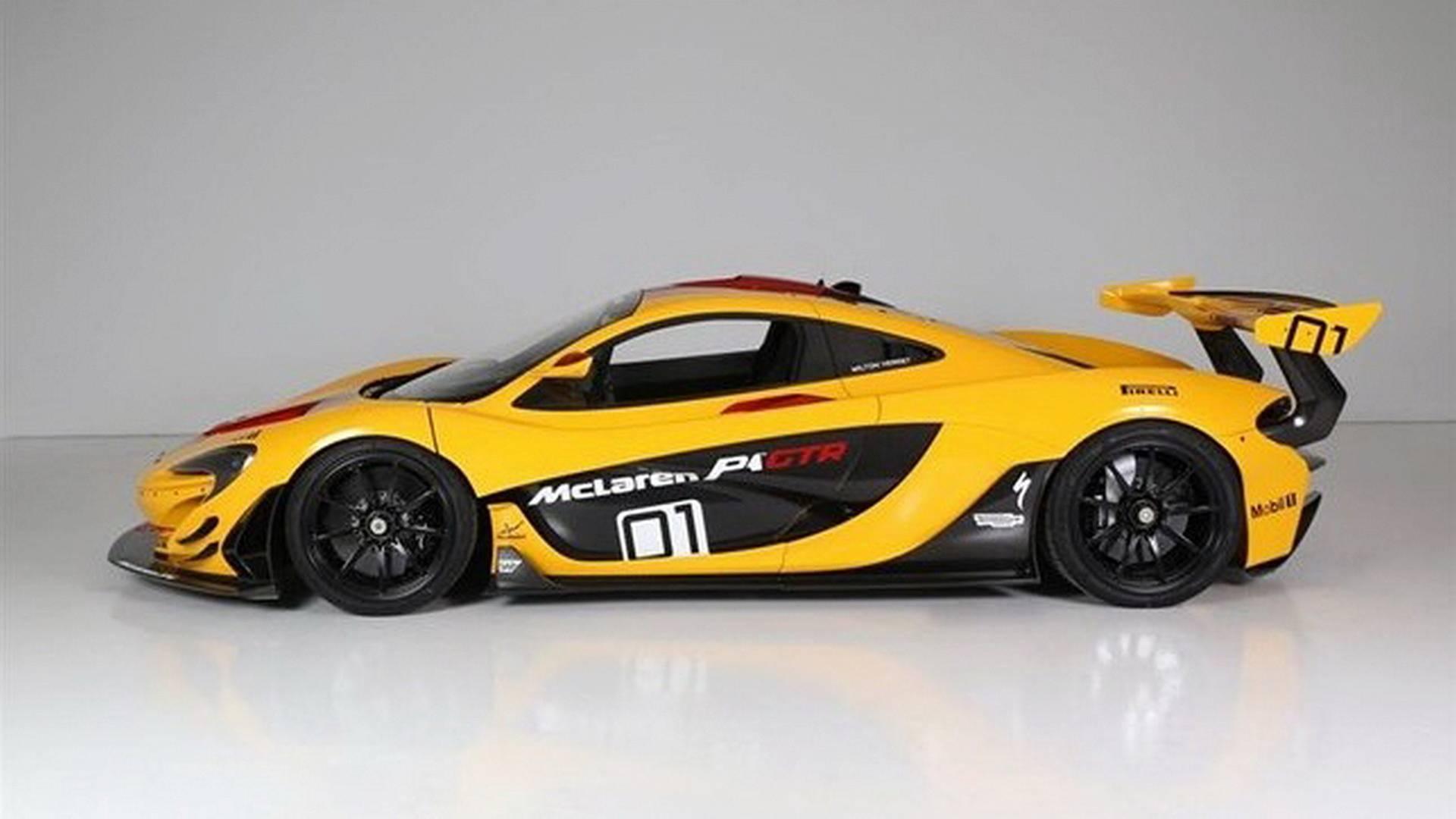 First McLaren P1 GTR built for sale (7)