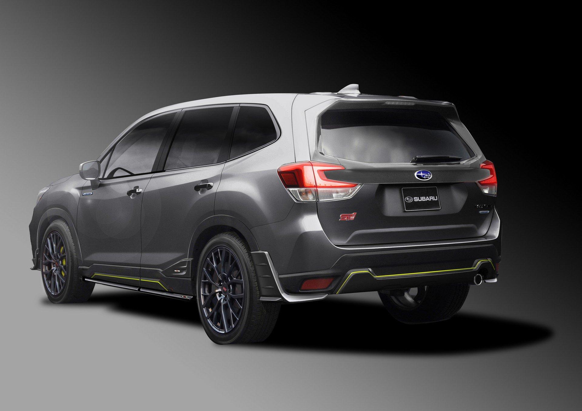 Subaru Forester STI concept (2)