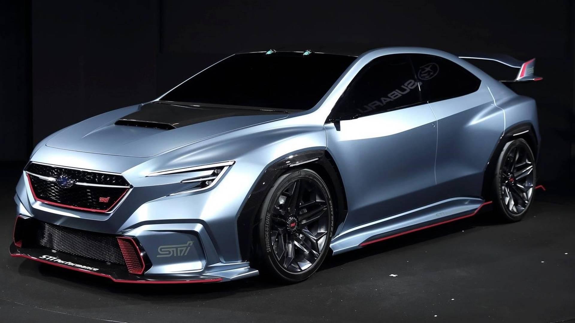 Subaru Viziv Performance STI Concept (1)