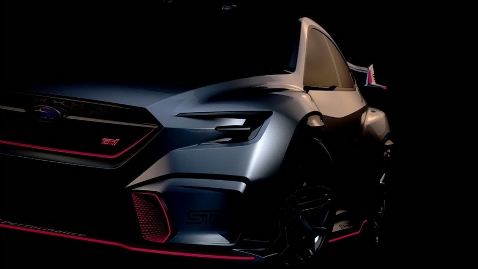 Subaru Viziv Performance STI Concept (10)
