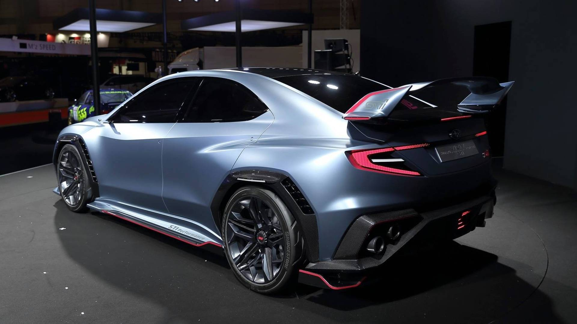 Subaru Viziv Performance STI Concept (13)