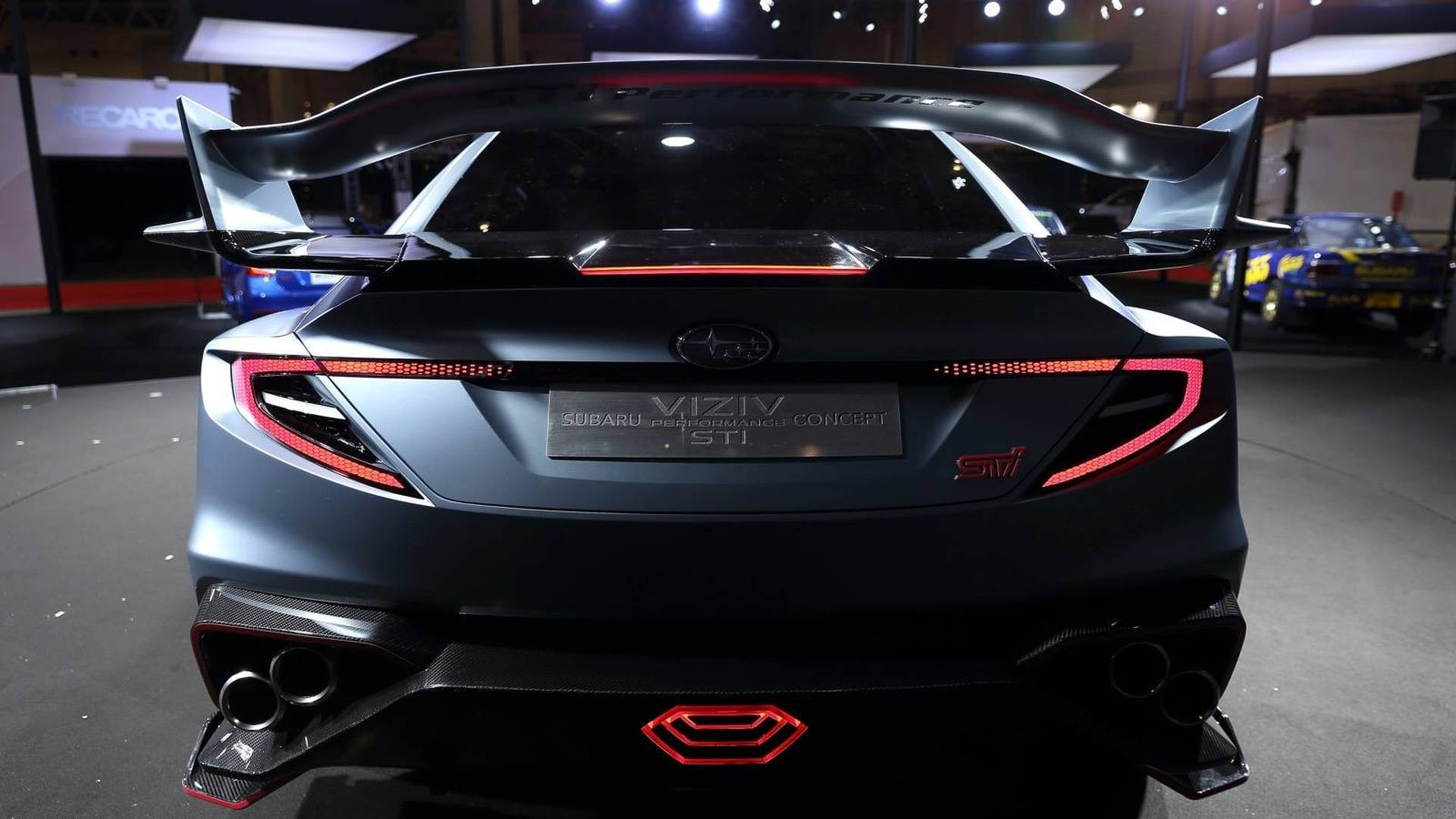 Subaru Viziv Performance STI Concept (14)