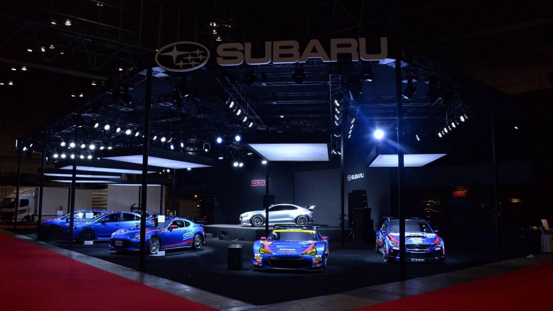 Subaru Viziv Performance STI Concept (15)