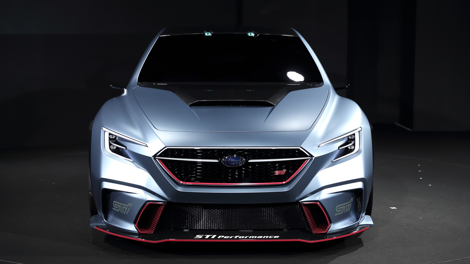 Subaru Viziv Performance STI Concept (2)