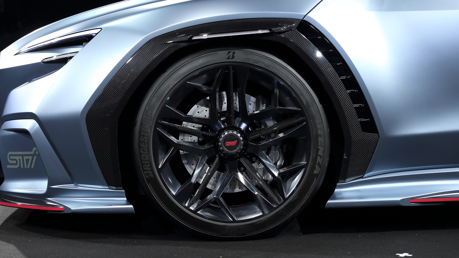 Subaru Viziv Performance STI Concept (3)