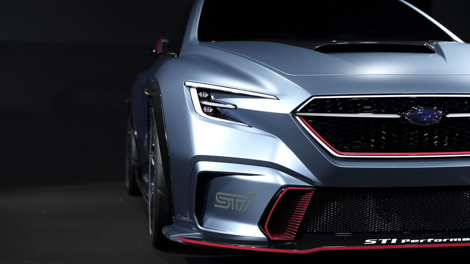 Subaru Viziv Performance STI Concept (4)