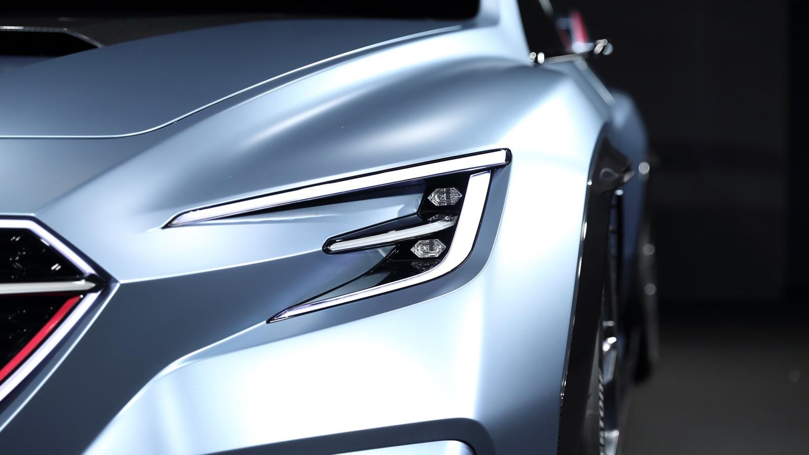 Subaru Viziv Performance STI Concept (7)