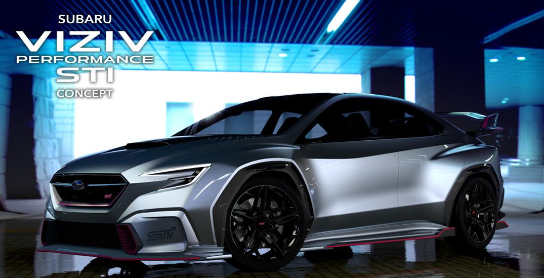 Subaru Viziv Performance STI Concept (8)