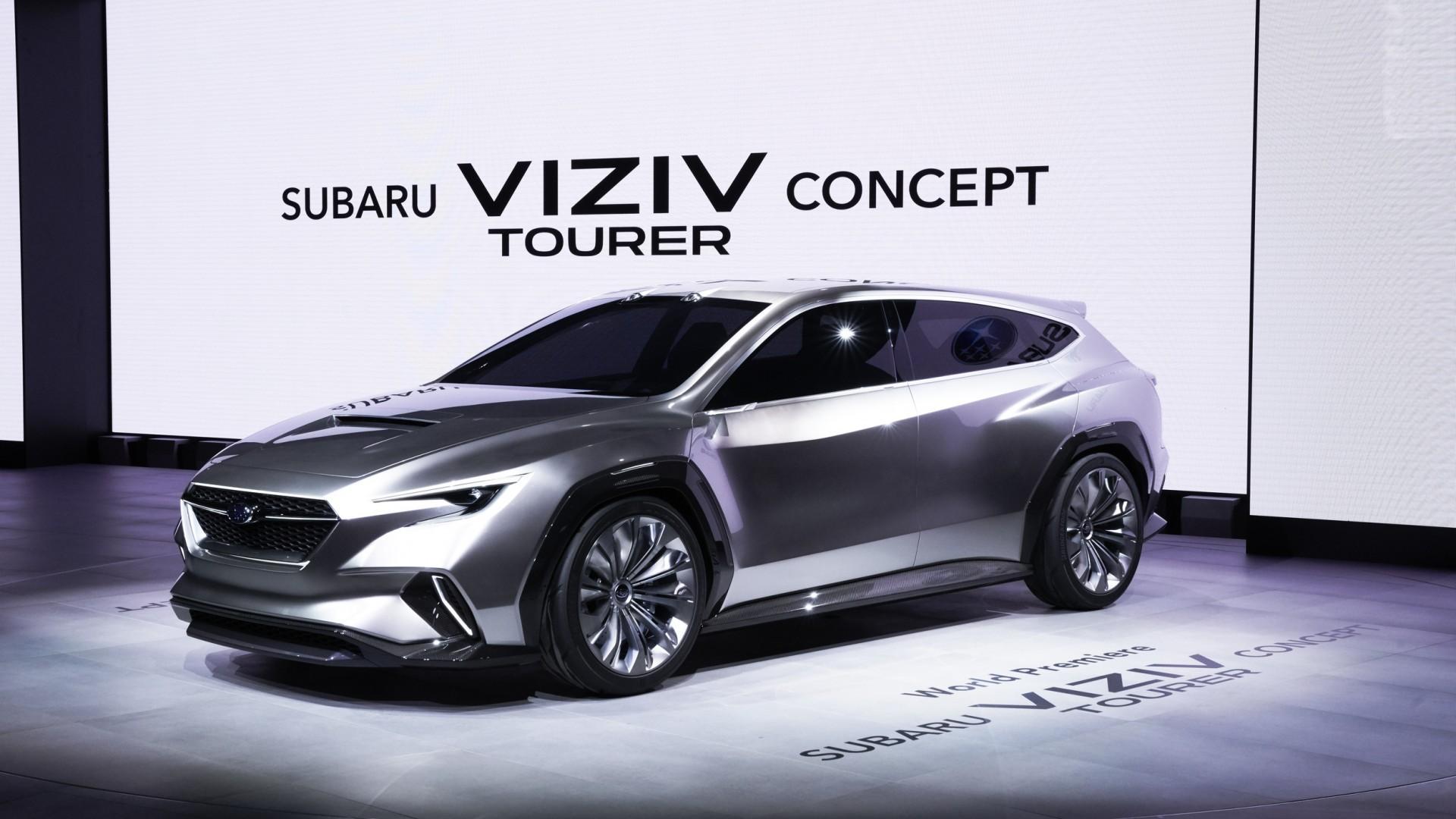 Subaru Viziv Tourer Concept (1)