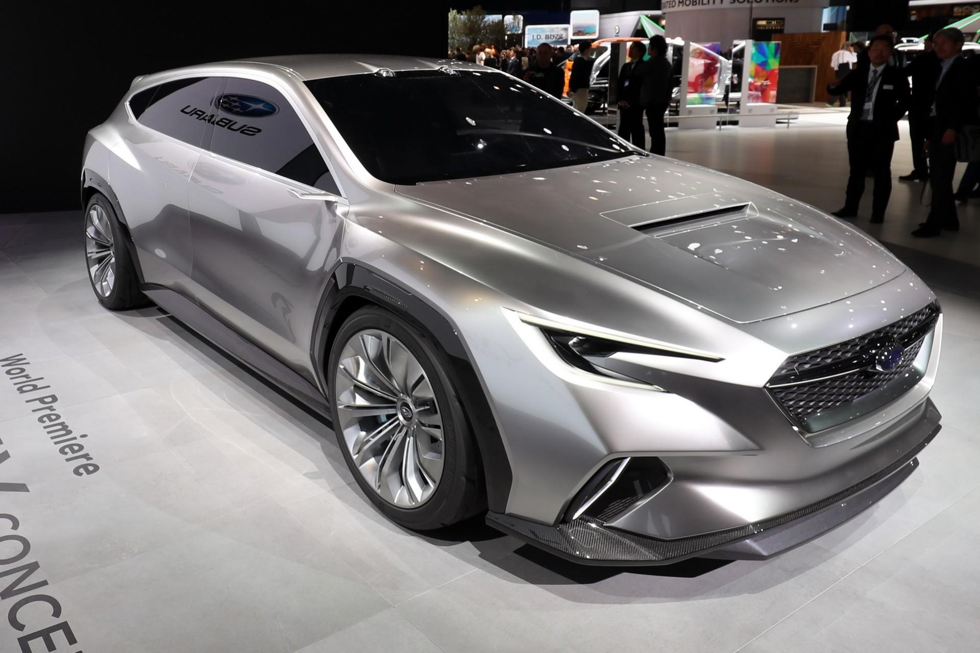 Subaru Viziv Tourer Concept (11)