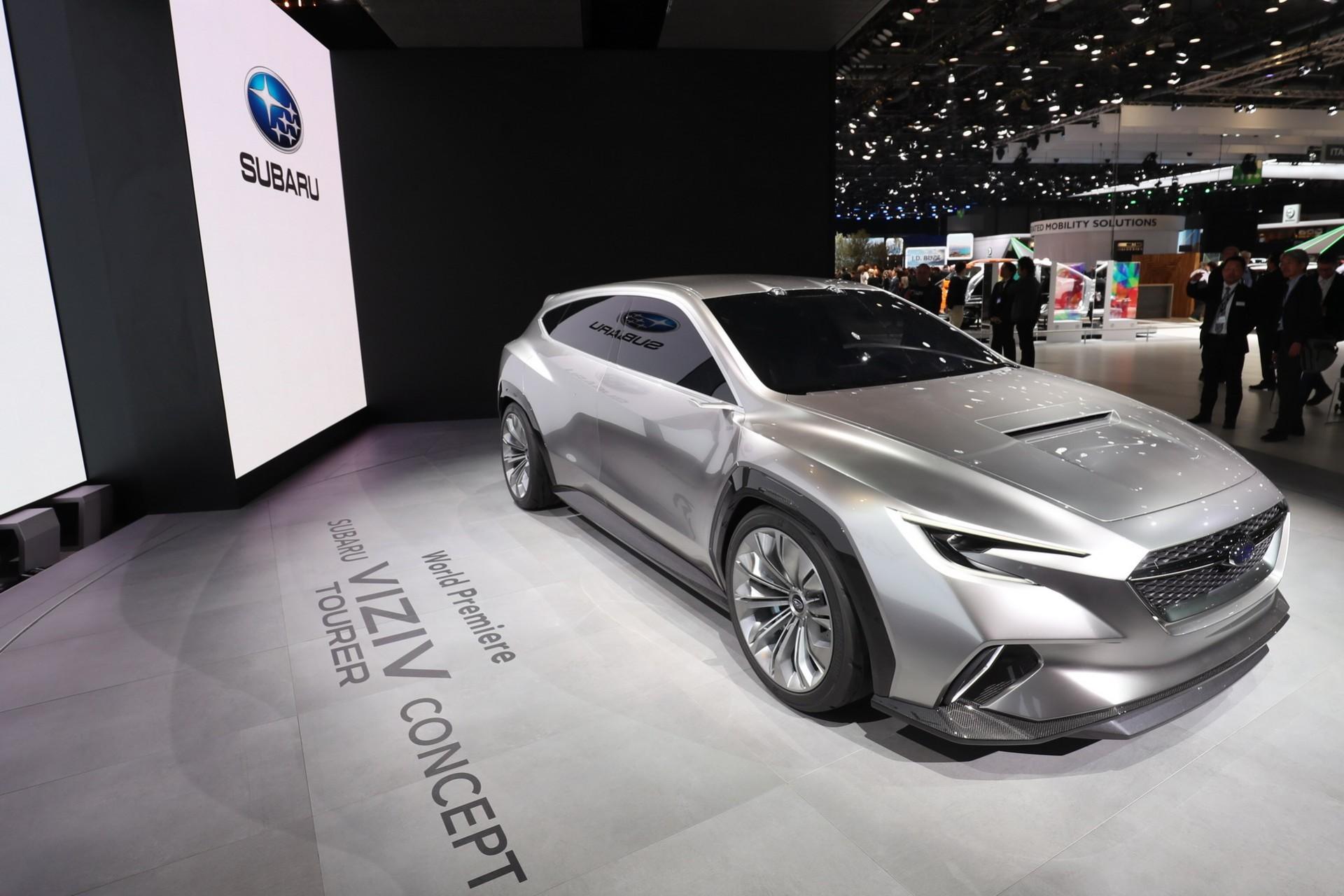 Subaru Viziv Tourer Concept (12)