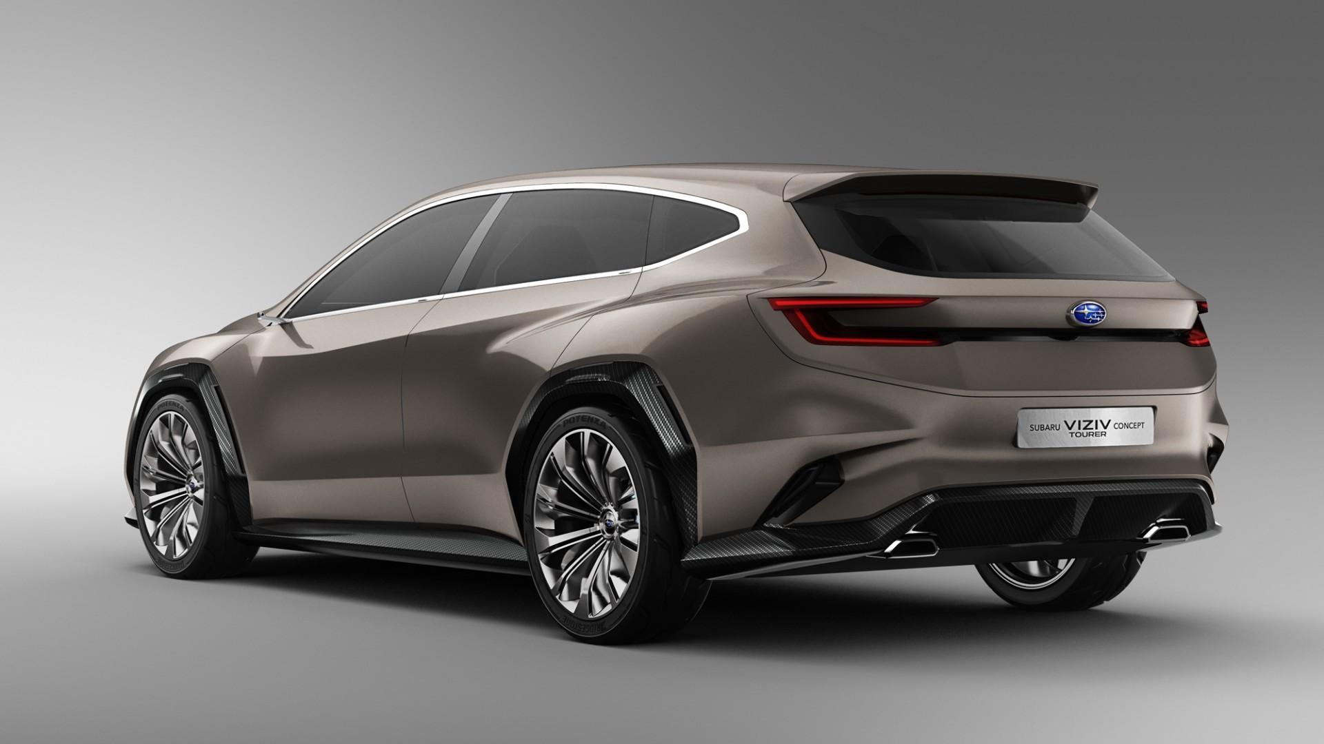 Subaru Viziv Tourer Concept (15)