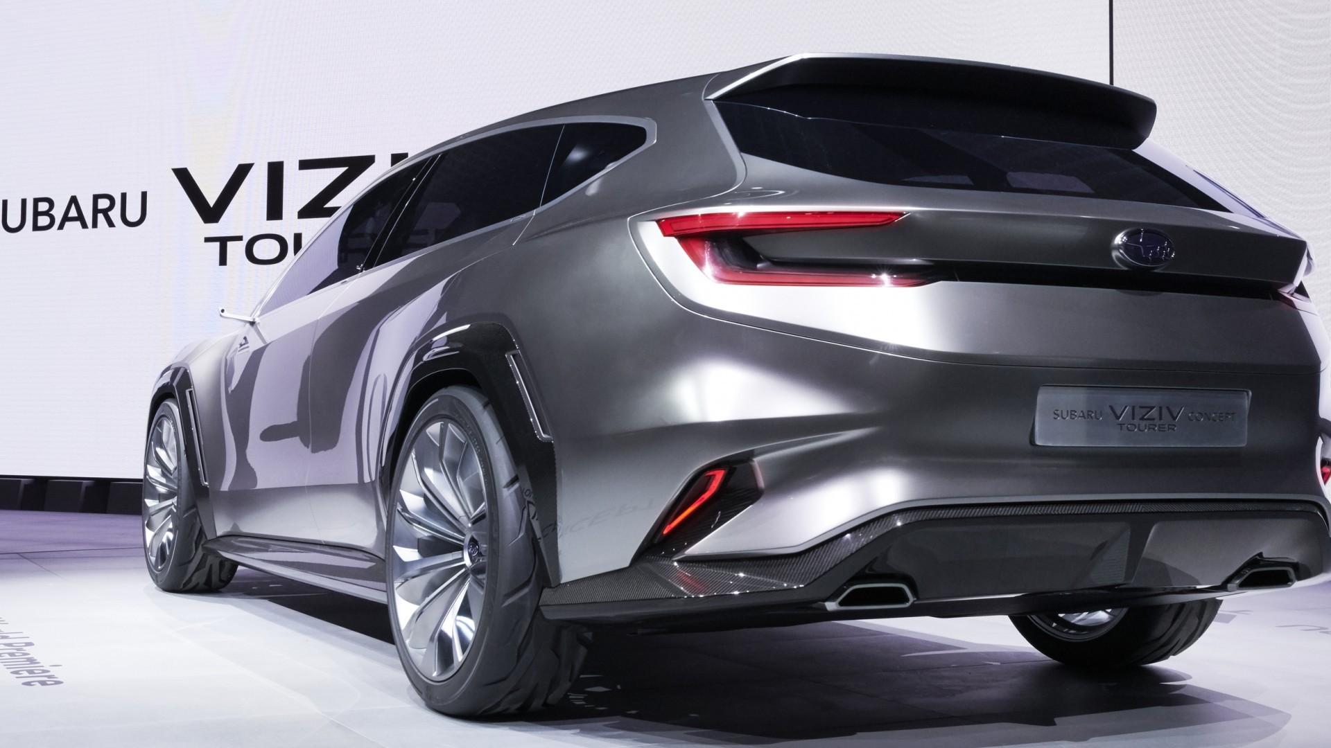 Subaru Viziv Tourer Concept (3)