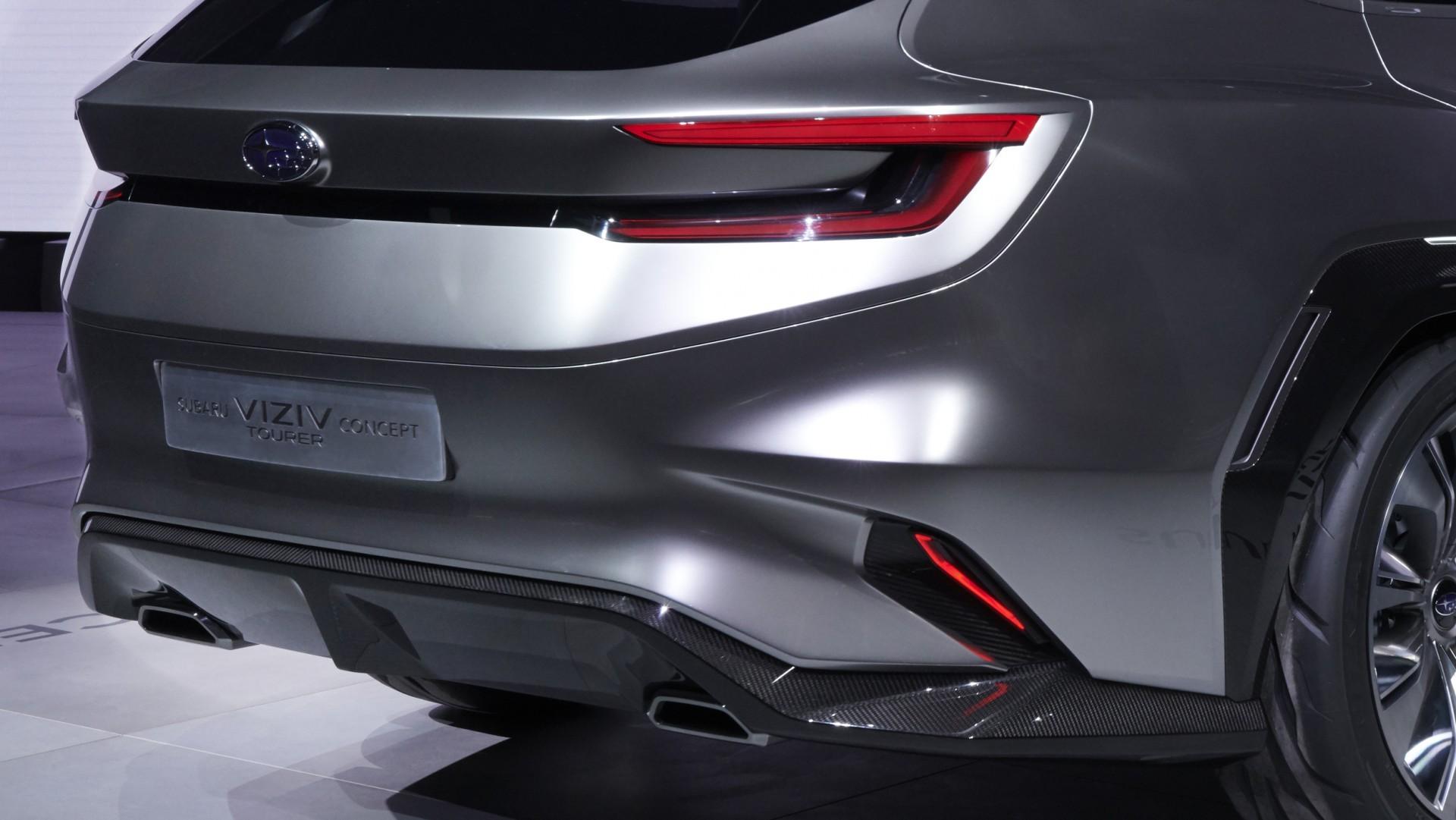 Subaru Viziv Tourer Concept (5)