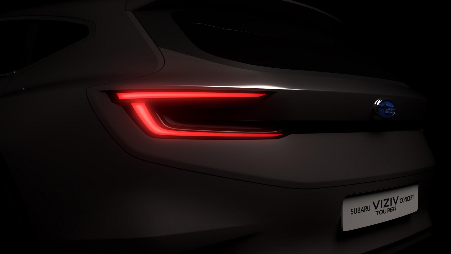 Subaru Viziv Tourer Concept (6)