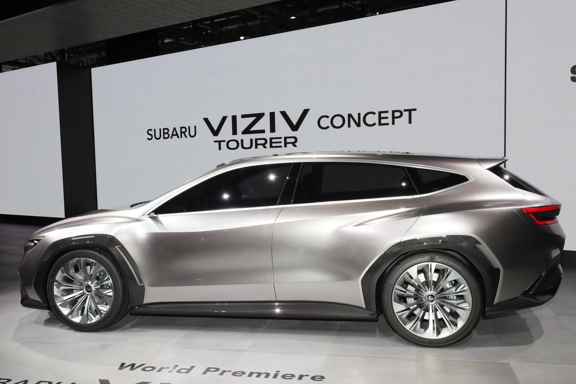 Subaru Viziv Tourer Concept (7)