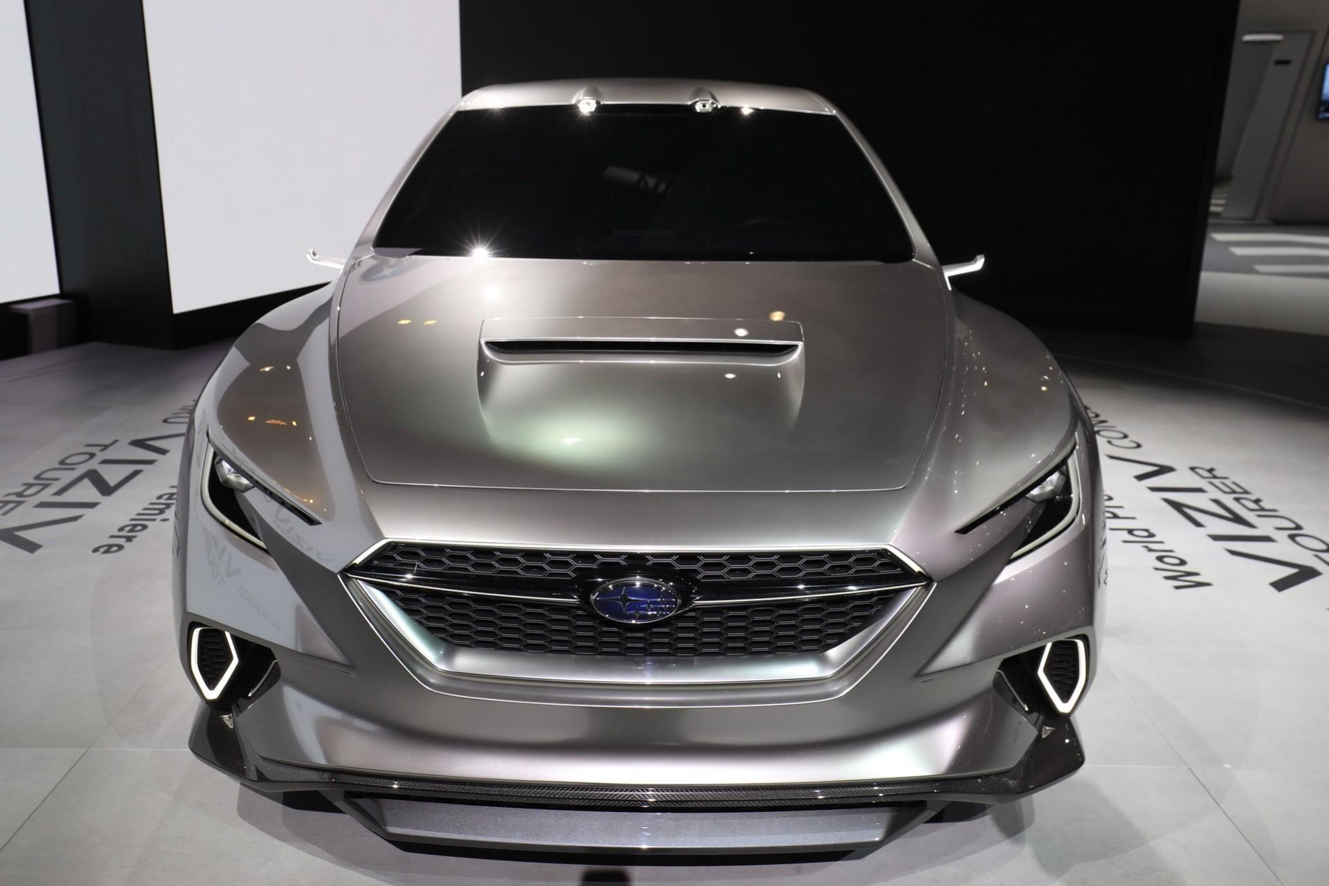 Subaru Viziv Tourer Concept (8)