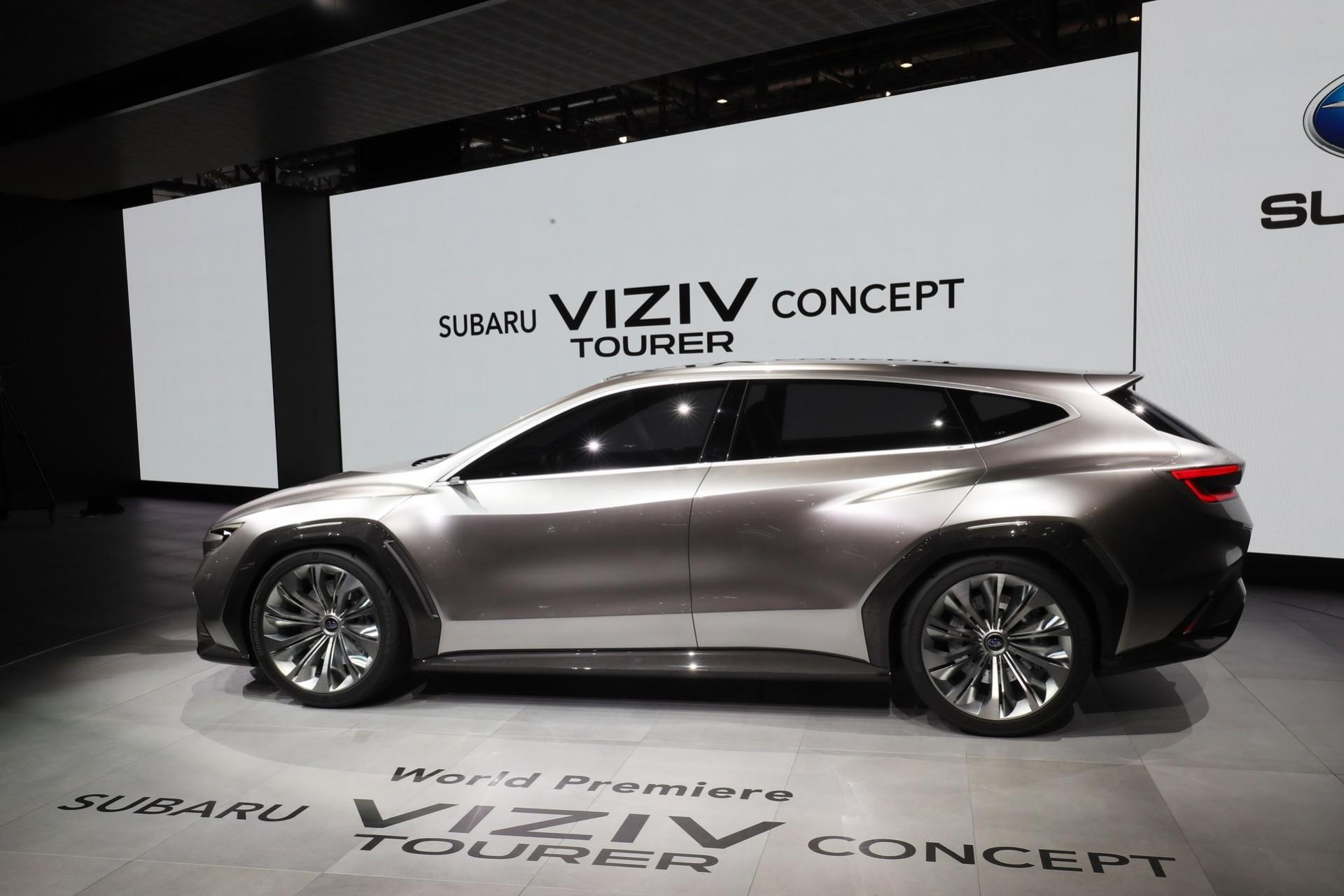 Subaru Viziv Tourer Concept (9)