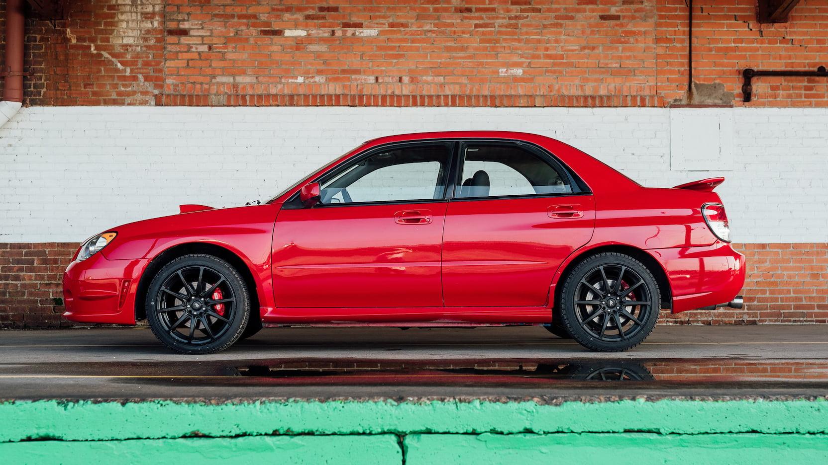 Subaru WRX Baby Driver (3)