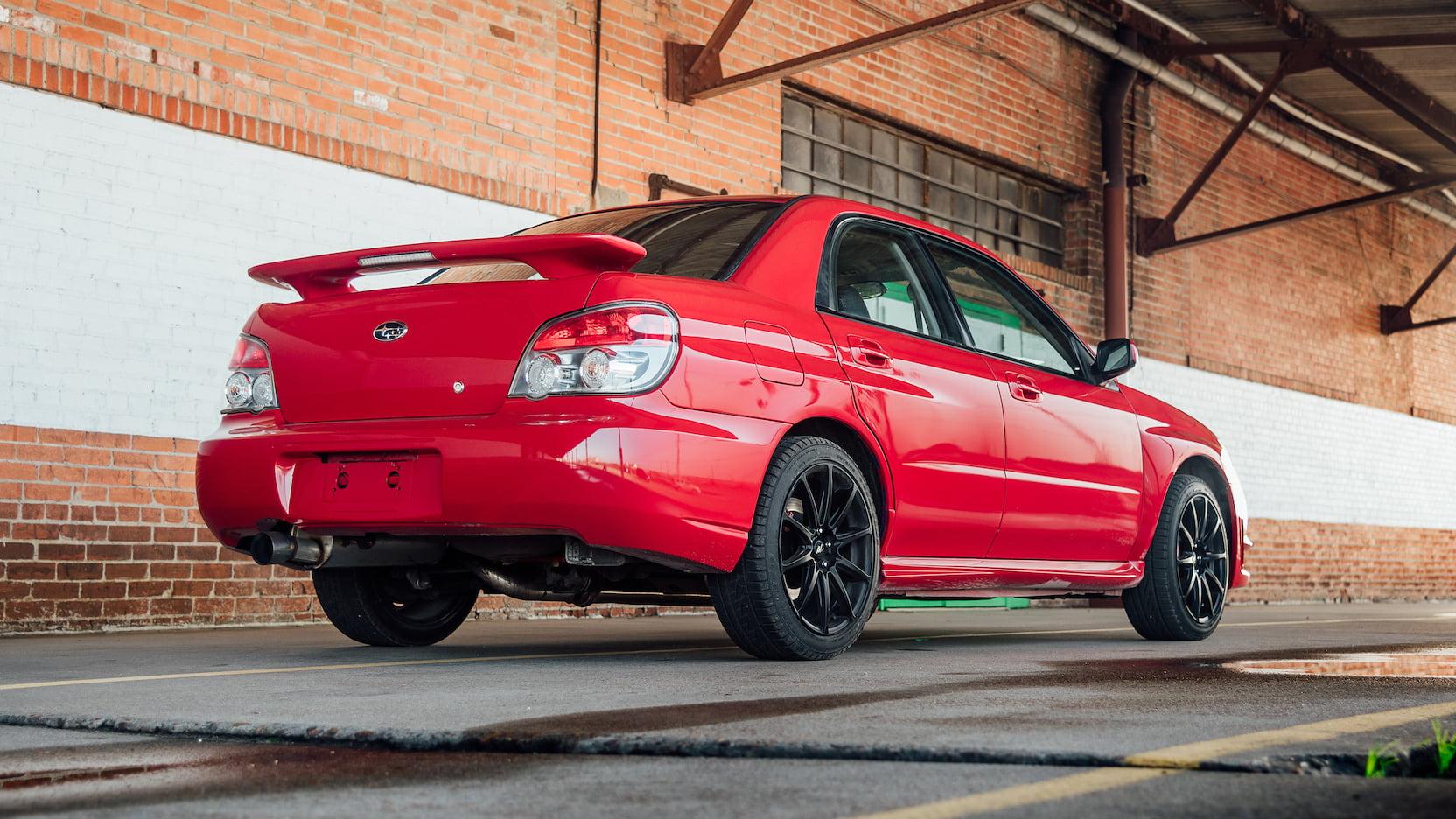 Subaru WRX Baby Driver (4)