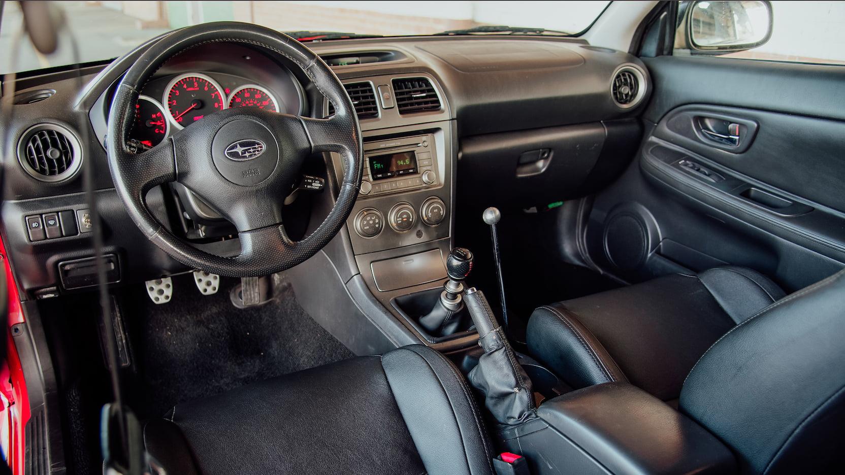 Subaru WRX Baby Driver (5)