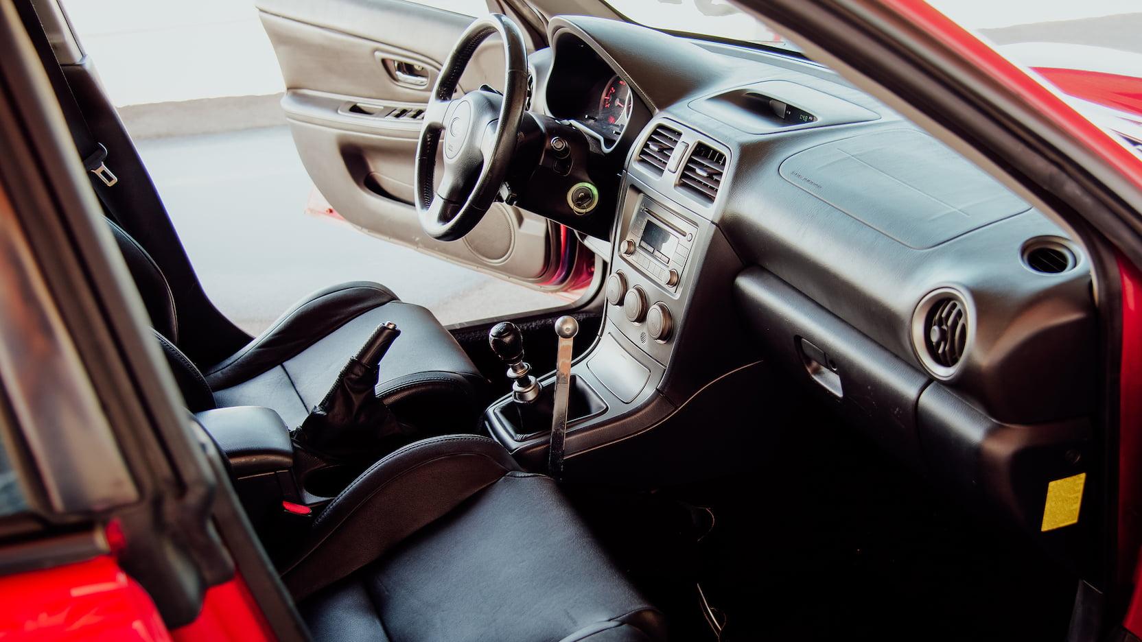 Subaru WRX Baby Driver (6)