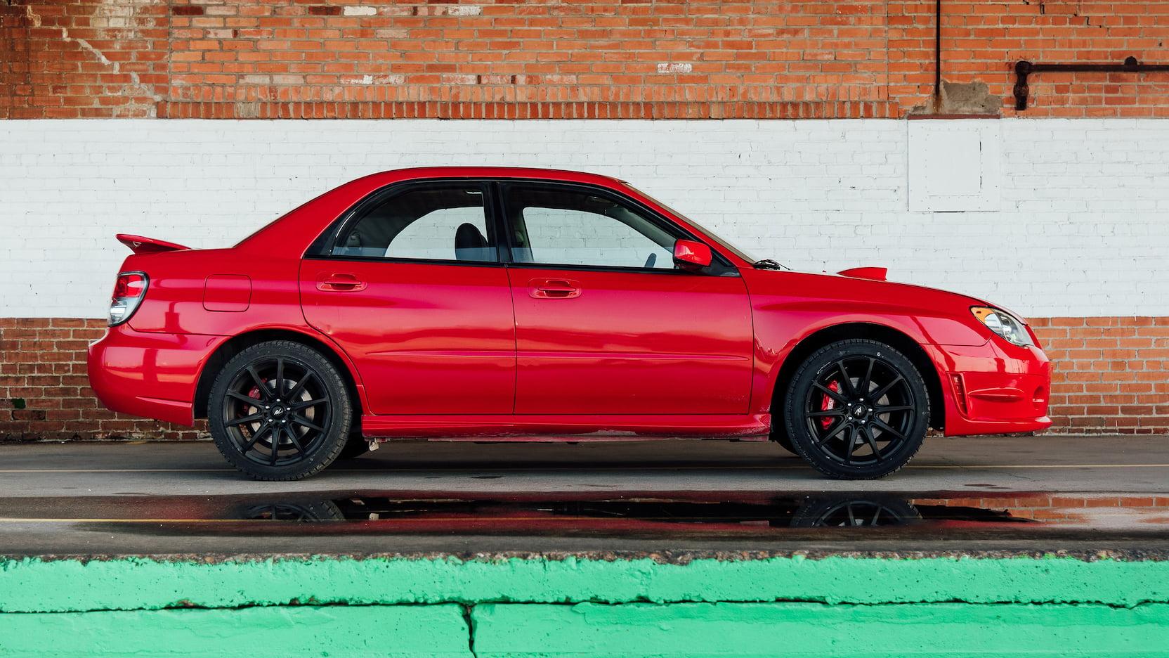 Subaru WRX Baby Driver (9)