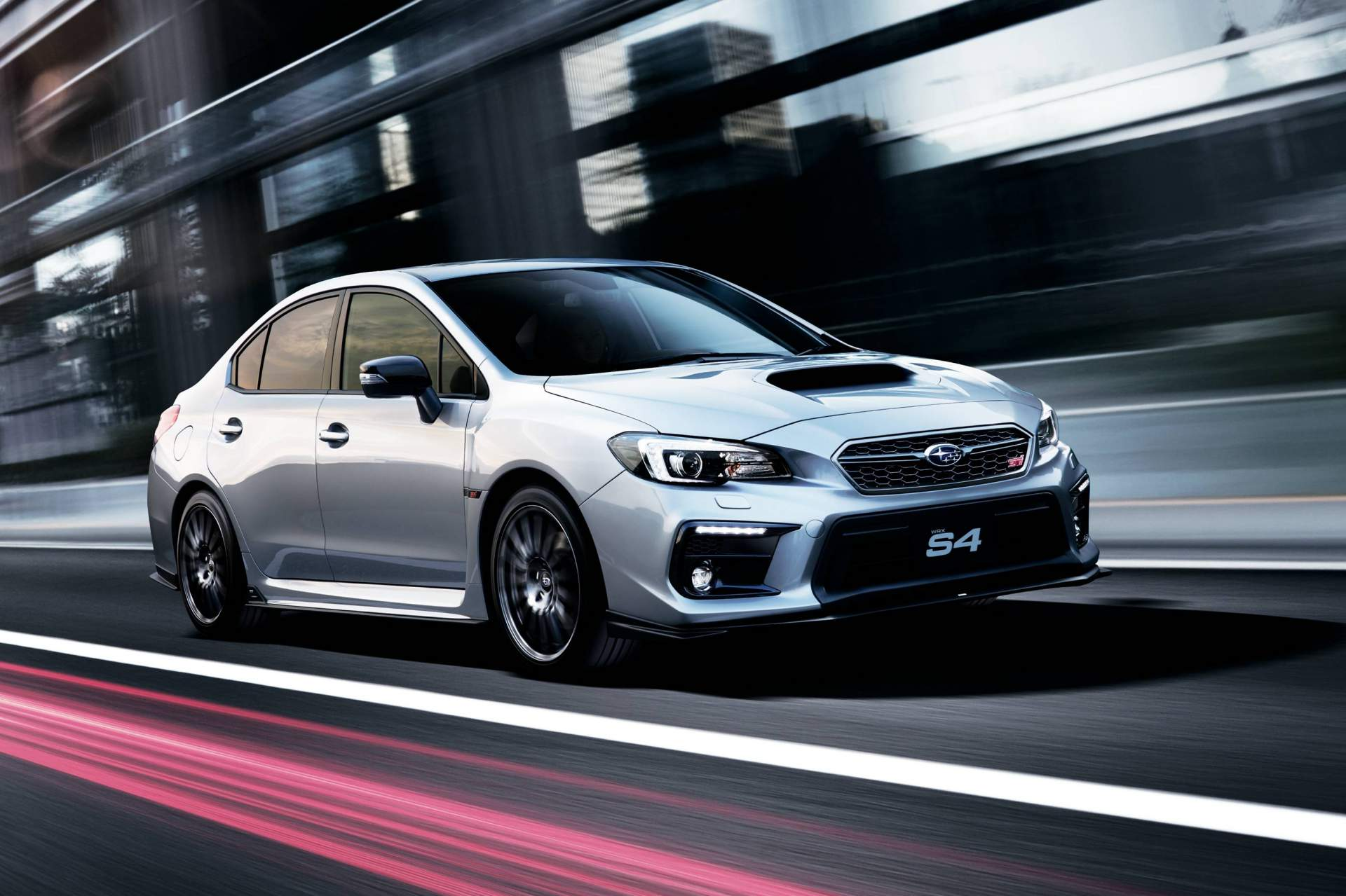Subaru WRX S4 STI Sport Grade (1)