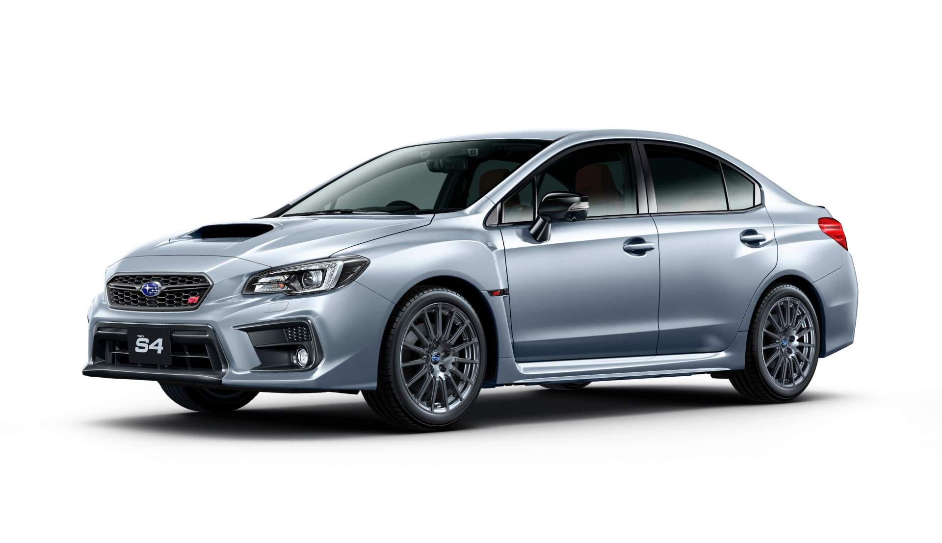 Subaru WRX S4 STI Sport Grade (6)