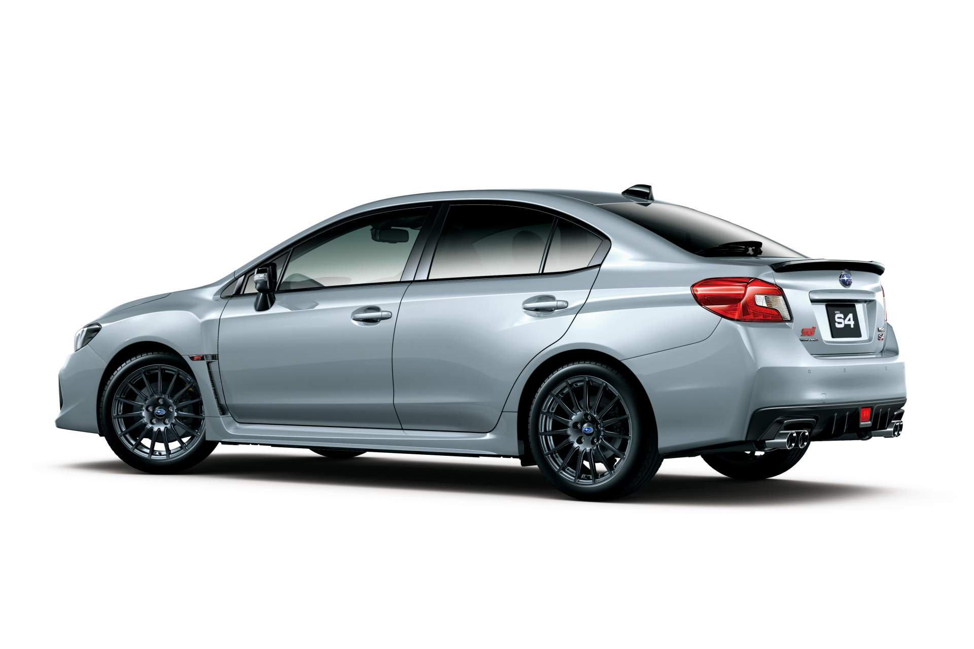 Subaru WRX S4 STI Sport Grade (7)