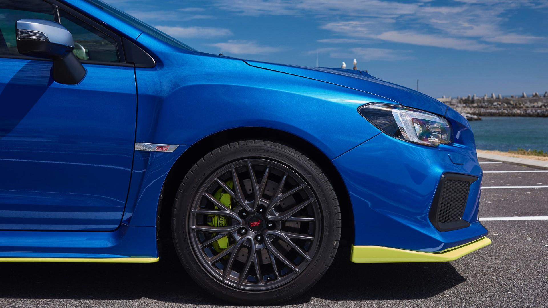 Subaru WRX STI Diamond Edition 2018 (12)