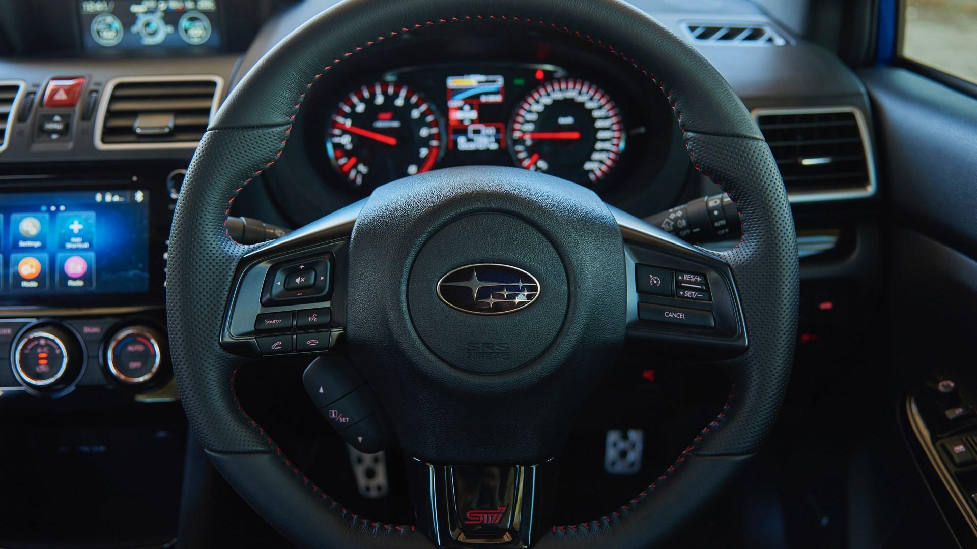 Subaru WRX STI Diamond Edition 2018 (19)