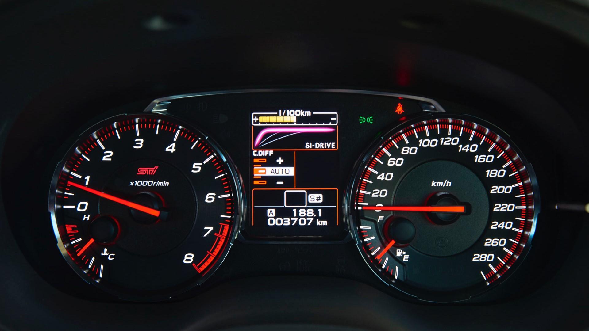 Subaru WRX STI Diamond Edition 2018 (20)