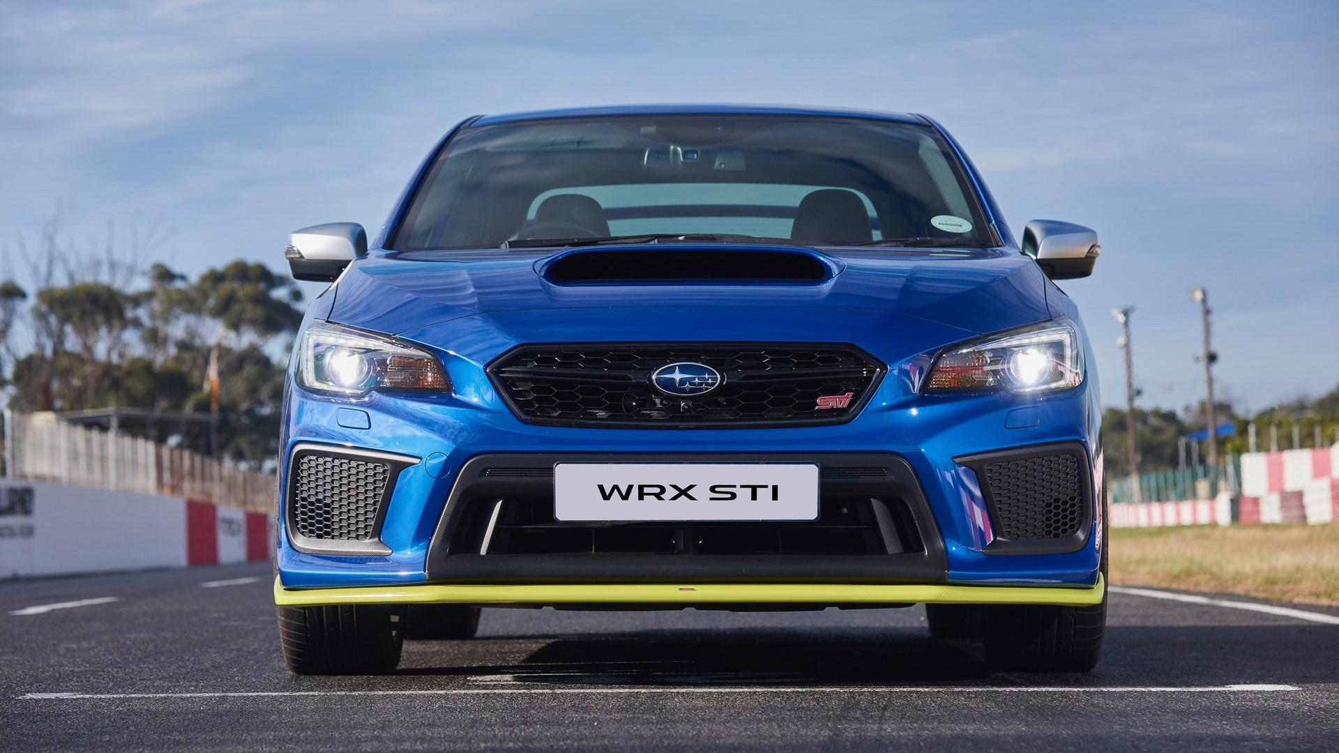 Subaru WRX STI Diamond Edition 2018 (6)