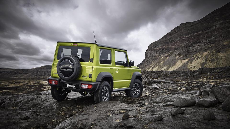Suzuki Jimny 2019 EU (3)