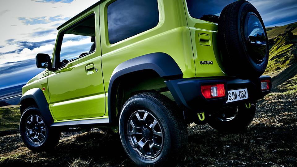 Suzuki Jimny 2019 EU (5)