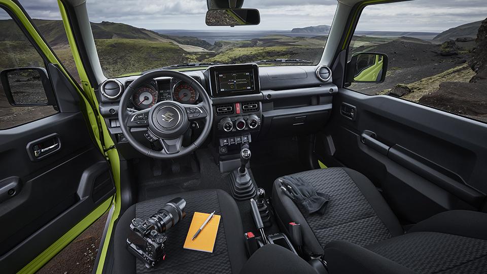 Suzuki Jimny 2019 EU (8)