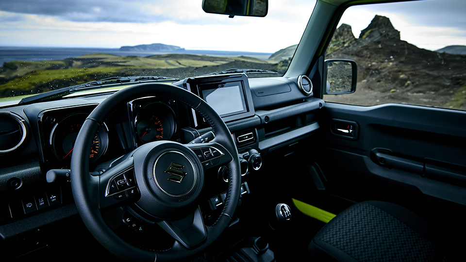Suzuki Jimny 2019 EU (9)