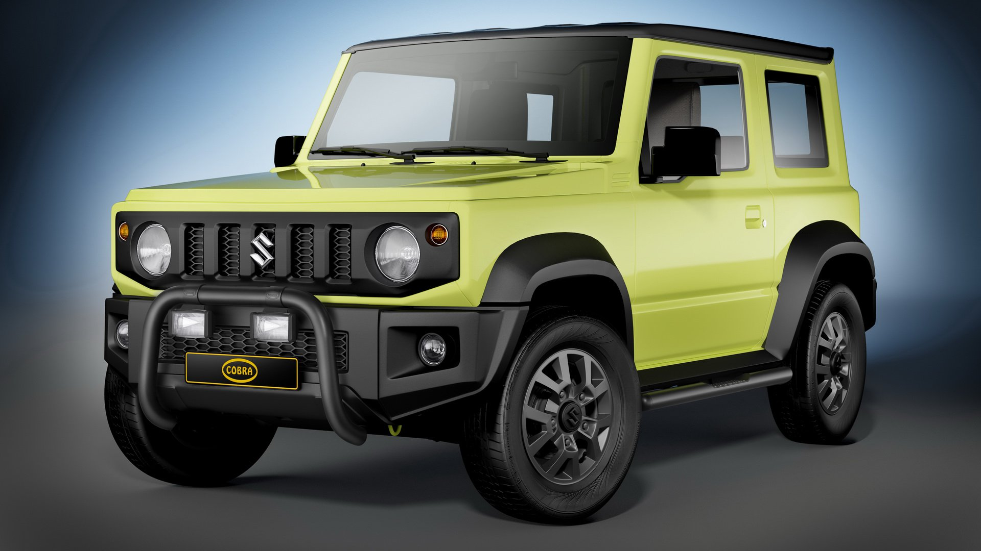 Suzuki Jimny by Cobra (1)