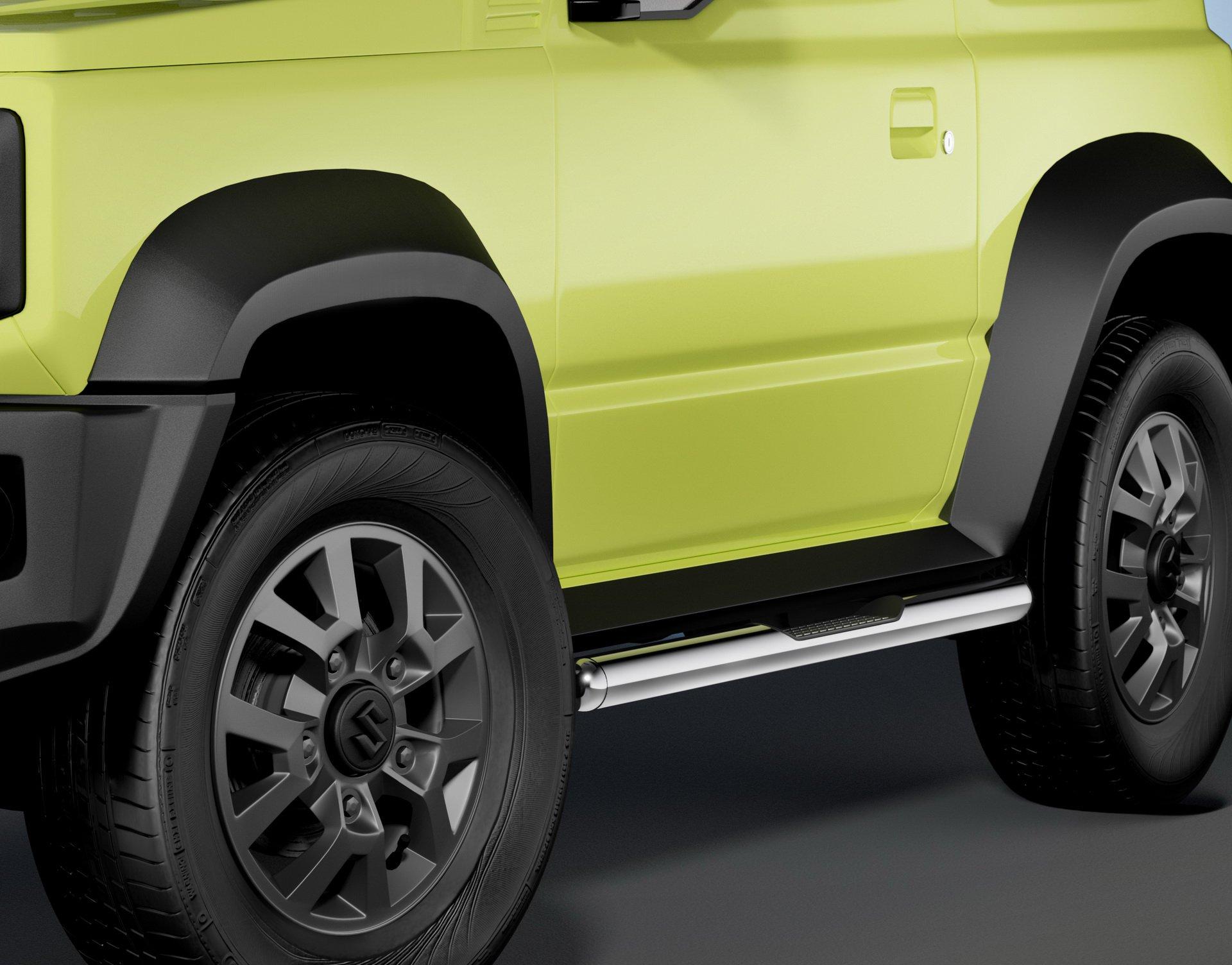 Suzuki Jimny by Cobra (17)