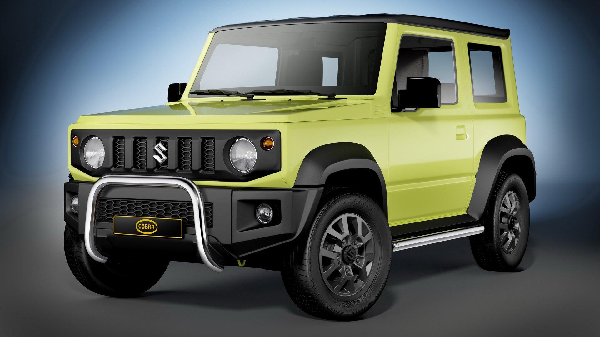 Suzuki Jimny by Cobra (2)