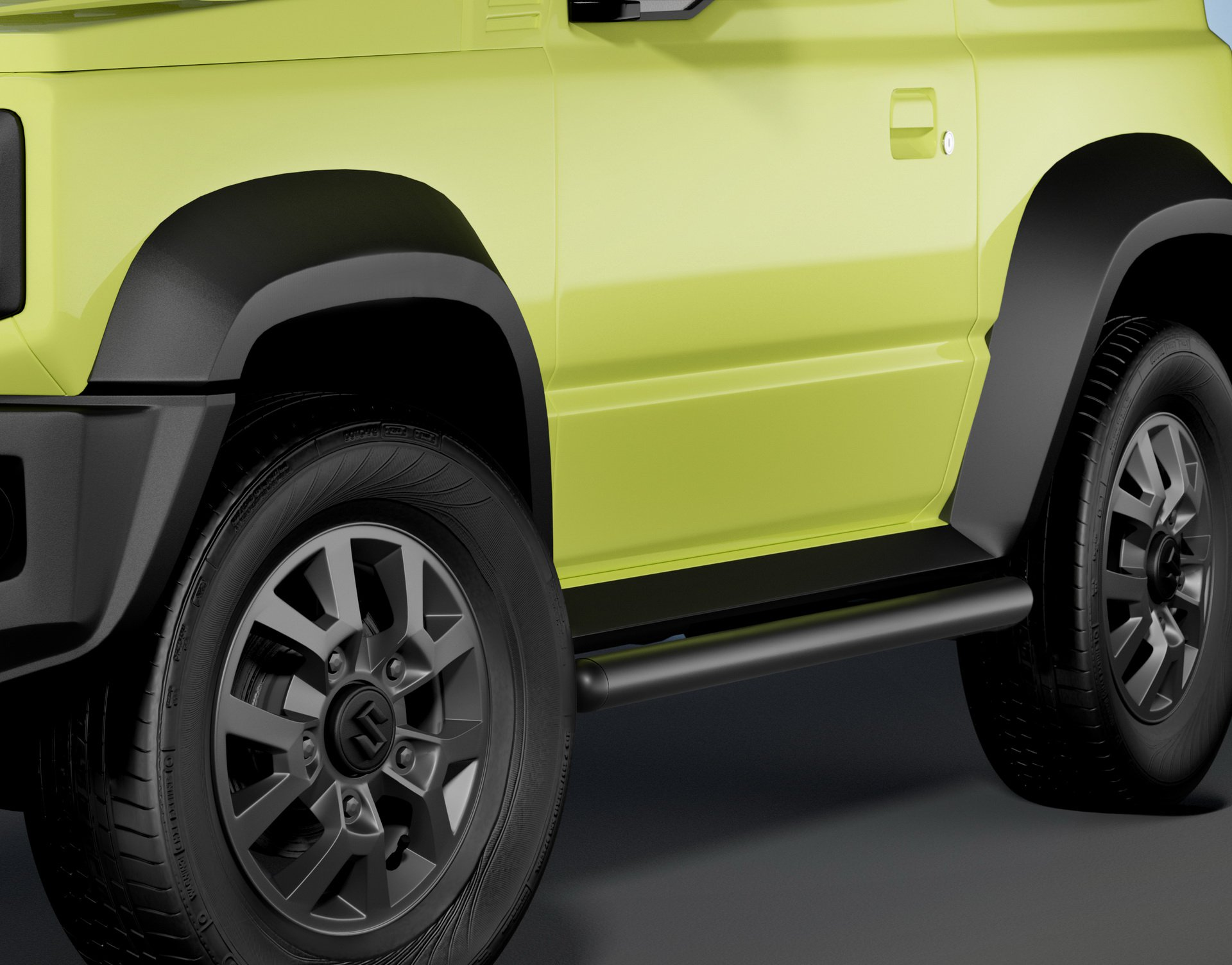 Suzuki Jimny by Cobra (20)