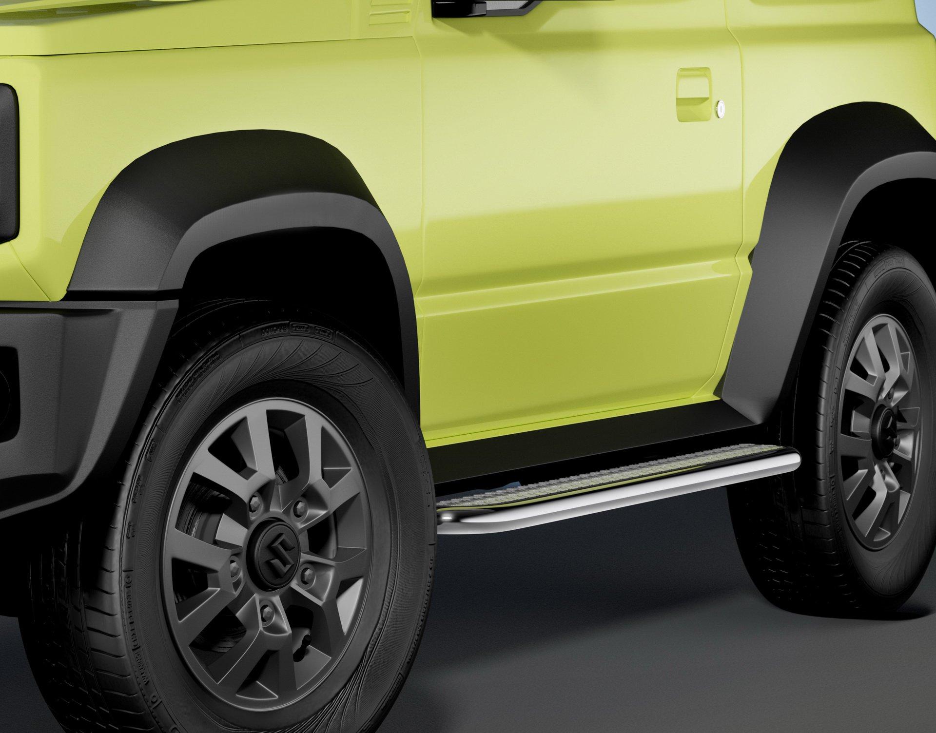Suzuki Jimny by Cobra (21)