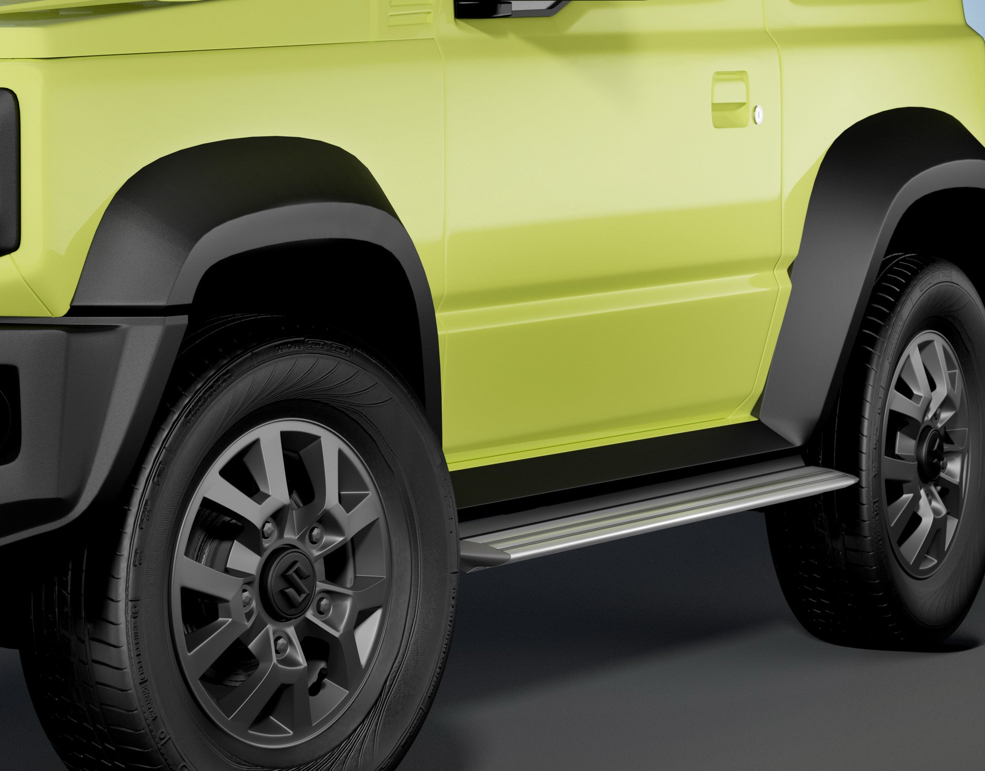 Suzuki Jimny by Cobra (23)