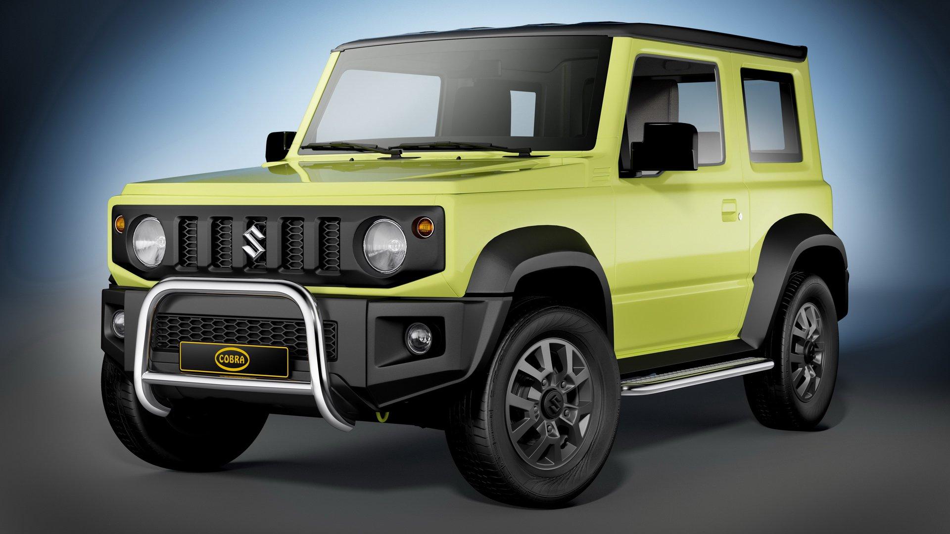 Suzuki Jimny by Cobra (6)
