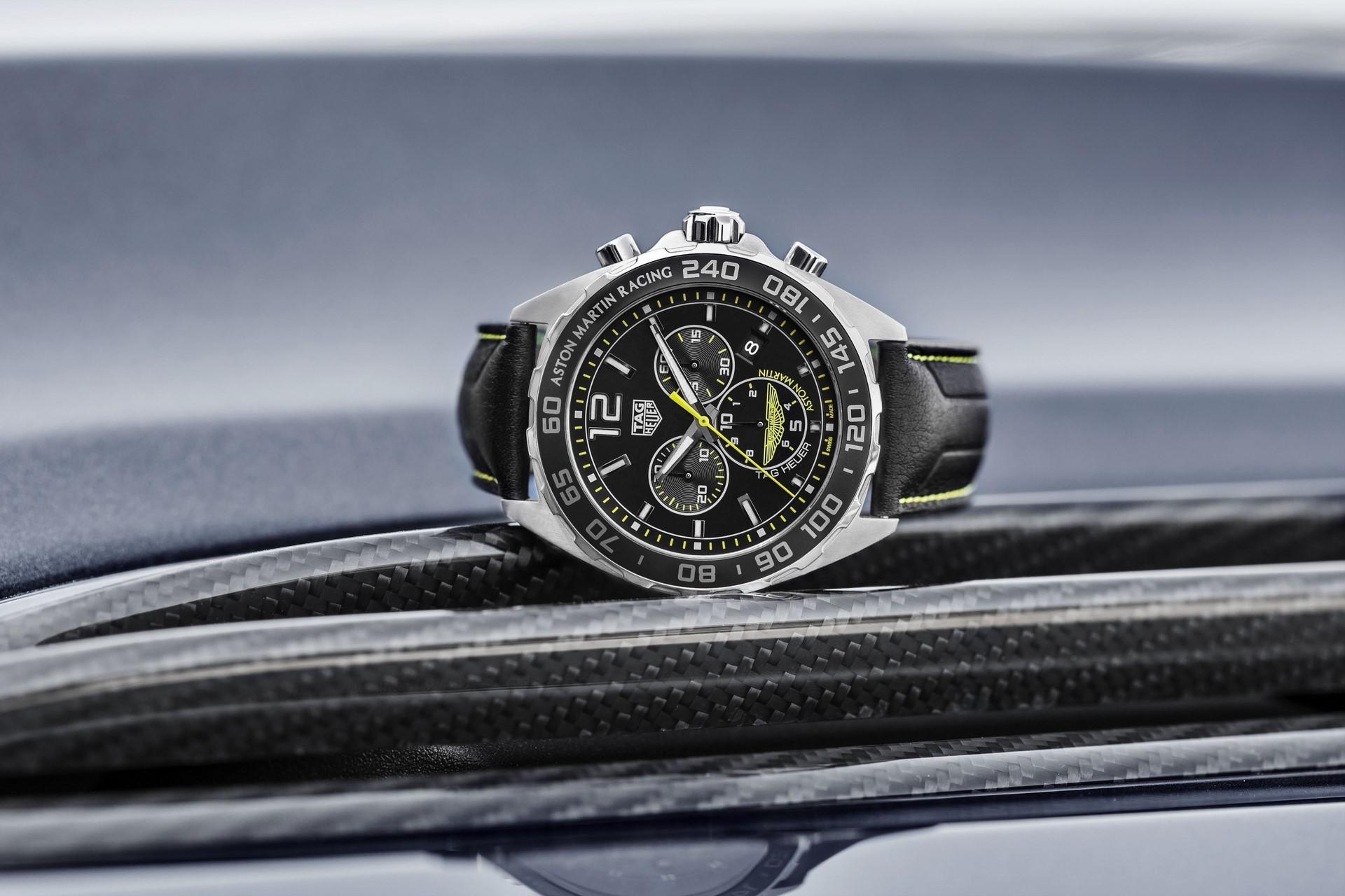 TAG Heuer Carrera 01 Aston Martin Special Edition (8)