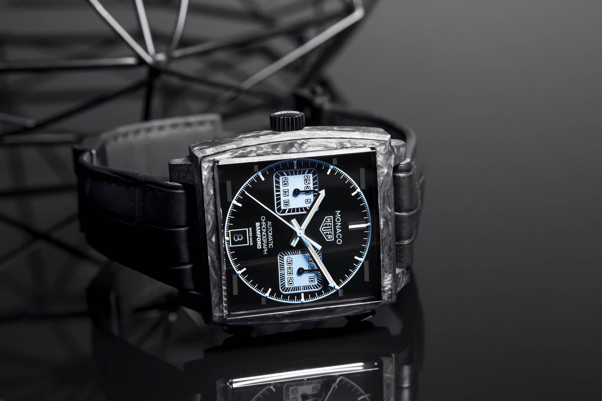 Tag Heuer Monaco Bamford Limited edition (3)