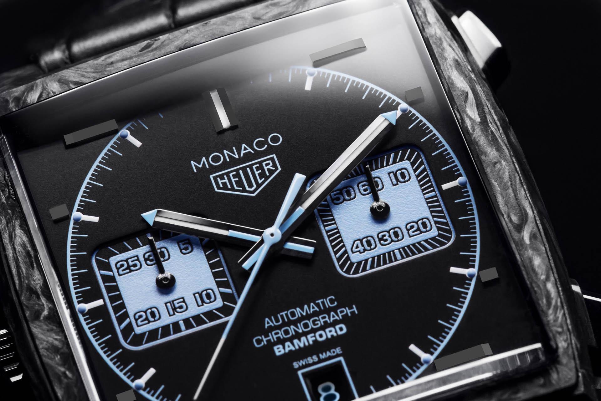 Tag Heuer Monaco Bamford Limited edition (7)