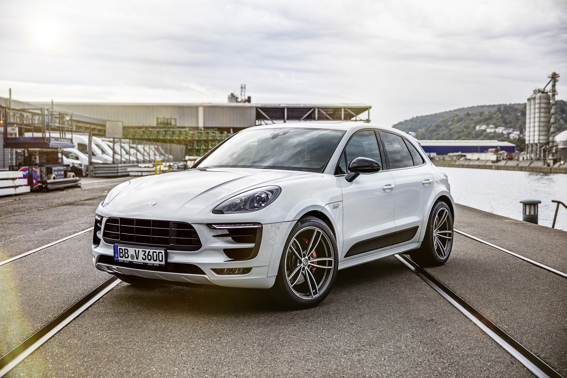 TechArt Porsche Macan (1)