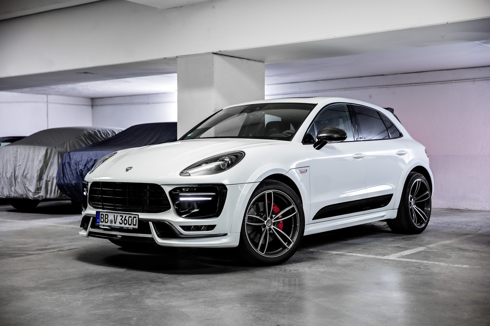 TechArt Porsche Macan (10)